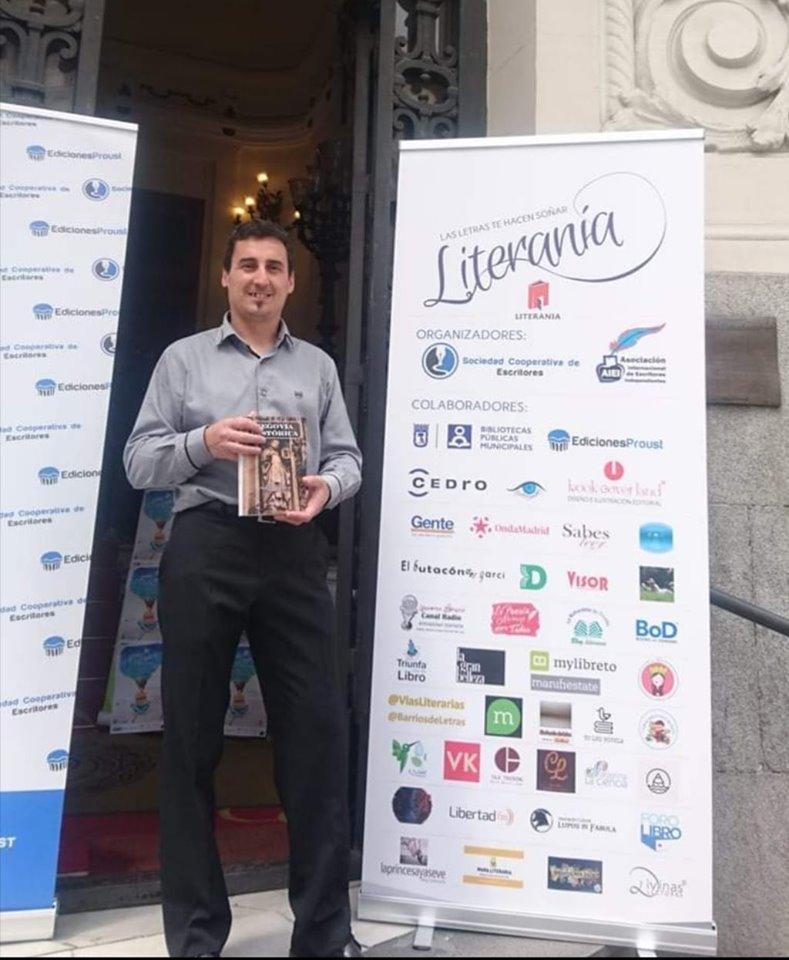 En el festival Literania 2019